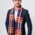 2016 el último estilo de moda bufanda de invierno para los hombres del estilo largo de espesor de cachemir calidez masculina bufandas chal con flecos borla
