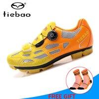 TIEBAO zapatillas superstar chaussure vtt mtb bike shoes cycling zapatillas ciclismo mtb mujer racing original superstar shoes
