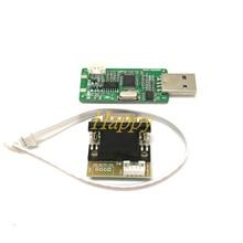 MStar debug tool debugging USB upgrade tool Lehua Dinke HD LCD driver burner
