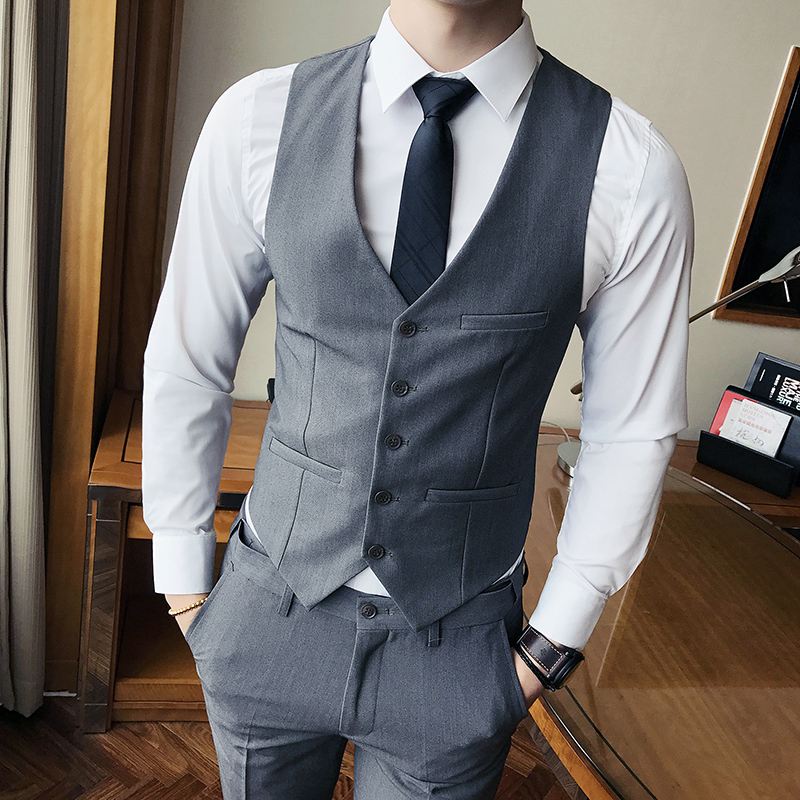 New Classic Pure Color Mens Suit Vest Black Gray Khaki Navy Blue Business Wedding Men Vests Size S 3xl Dress Men Waistcoat Aliexpress,Champagne Silk Slip Wedding Dress