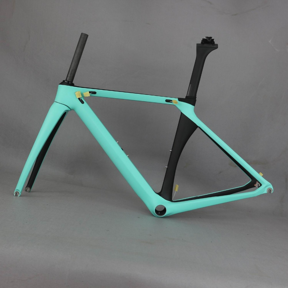 Custom Color SERAPH Bike Racing Frame  Carbon Road Frame  Design Carbon Road Racing Frame TT-X1 , SERAPH Brand