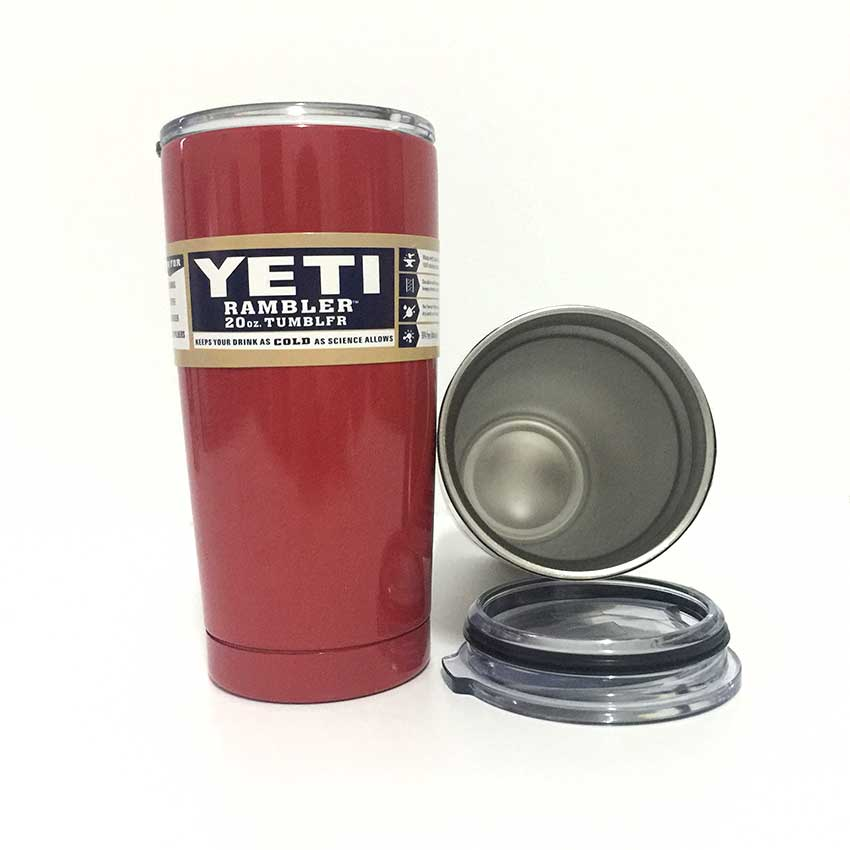 <font><b>Hot</b></font> <font><b>Yeti</b></font> <font><b>Cup</b></font> <font><b>Cooler</b></font> 20 Oz <font><b>YETI</b></font> Tumbler Rambler <font><b>Cups</b></font> 20 Ounce <font><b>Double</b></font> <font><b>Stainless</b></font> <font><b>Steel</b></font> Tumbler <font><b>Cups</b></font> and Mugs Travel Mugs Canecas