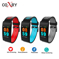 COXRY Smart Baby Watch Silicone Sports Heart Rate Auto Monitor Digital Watch For Kids Children Girls