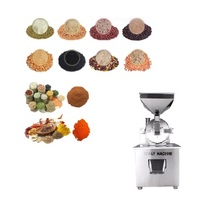 Universal chilli grinding spice powder mill machine with factory price стоимость