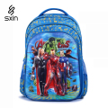 The Avengers 5D Pupils Backpack Children School Bag for Boy Cartoon Schoolbag Student School Backpack Kid Mochila Infantil