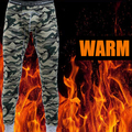 2015 invierno hombre long johns Ropa Interior Térmica de impresión de camuflaje estilo militar sexy algodón calzoncillos largos pantalones calientes johns legging apretado