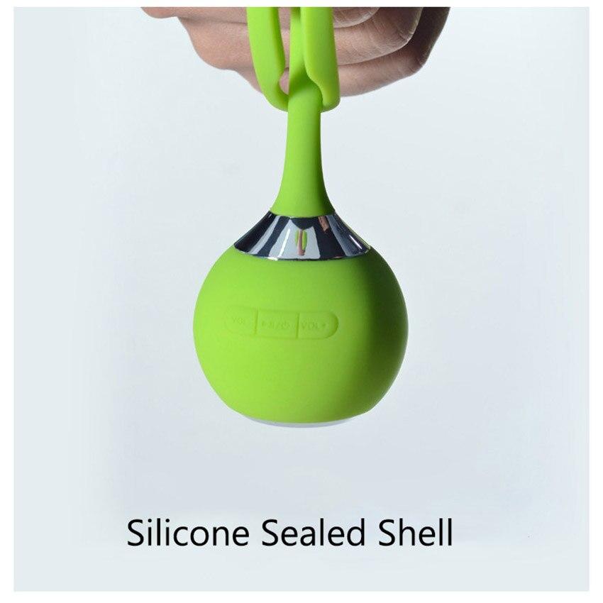 Aimitek водонепроницаемый Bluetooth динамик мини душ силиконовые колонки для спорта на открытом воздухе противоударный сабвуфер Поддержка TF карта...