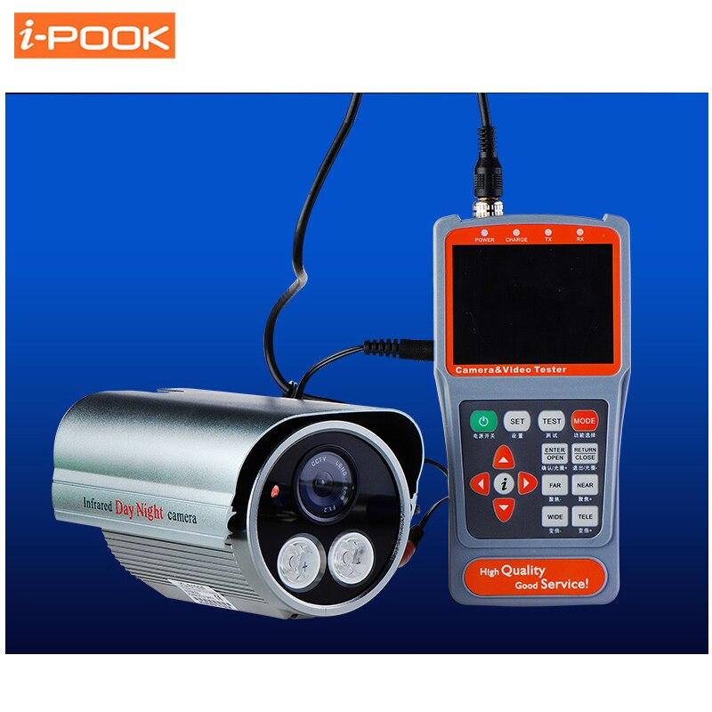 Цифровой кабель utp Тесты ing Портативный 3.5 дюймов ЖК дисплей CCTV Камера Мониторы Тесты аудио видео Тесты er NTSC/PAL автоматически определение