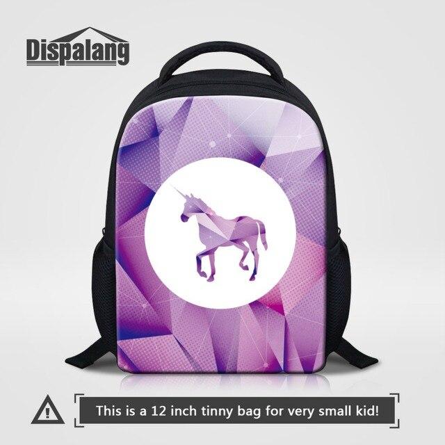 Dispalang Unicorn Kids Schoolbag Preschool Nursery Backpack Ultralight Back  Pack Toddler Shoulder Bag Children School Bagpack dc4c8f3cf26f3