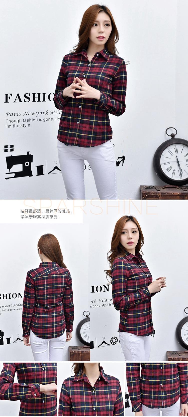 HTB1W4jtLFXXXXbTXpXXq6xXFXXXX - Girl's Plaid Flannel Shirt PTC 67
