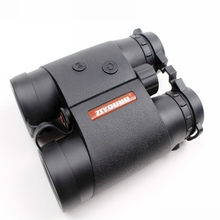 Cheaper 8X42 binocular 1200 Yards Laser Rangefinder Scope Hunting Golf laser Rangefinders binocular range finder DR017