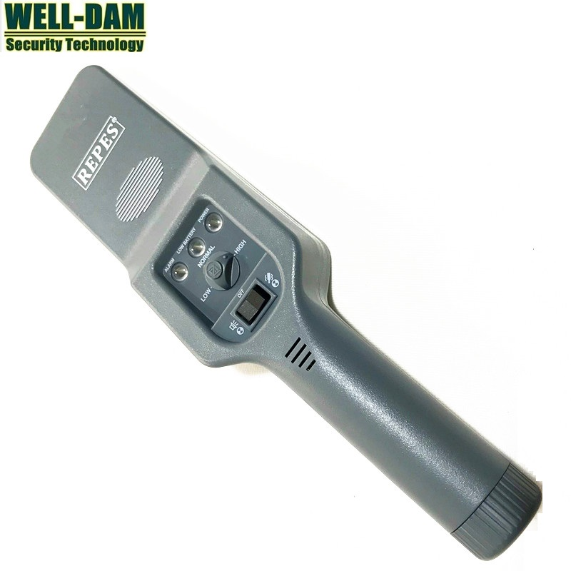 WD140 pas cher détecteur de métaux portable détecteur de métaux de sécurité portable détecteur de métaux mobile