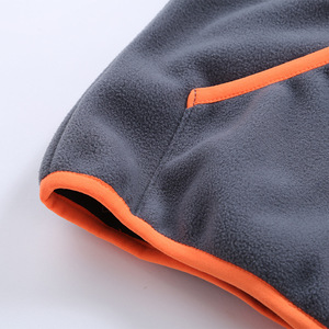 Image 5 - Windproof Baby Boys Jackets Child Coat Warm Polar Fleece Children Outerwear For 3 14 Years Old Spring Autumn