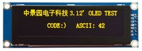 Wholesale 3.12 inch 7P SPI Yellow OLED Module SSD1322 Drive IC 256*64 Parallel Interface