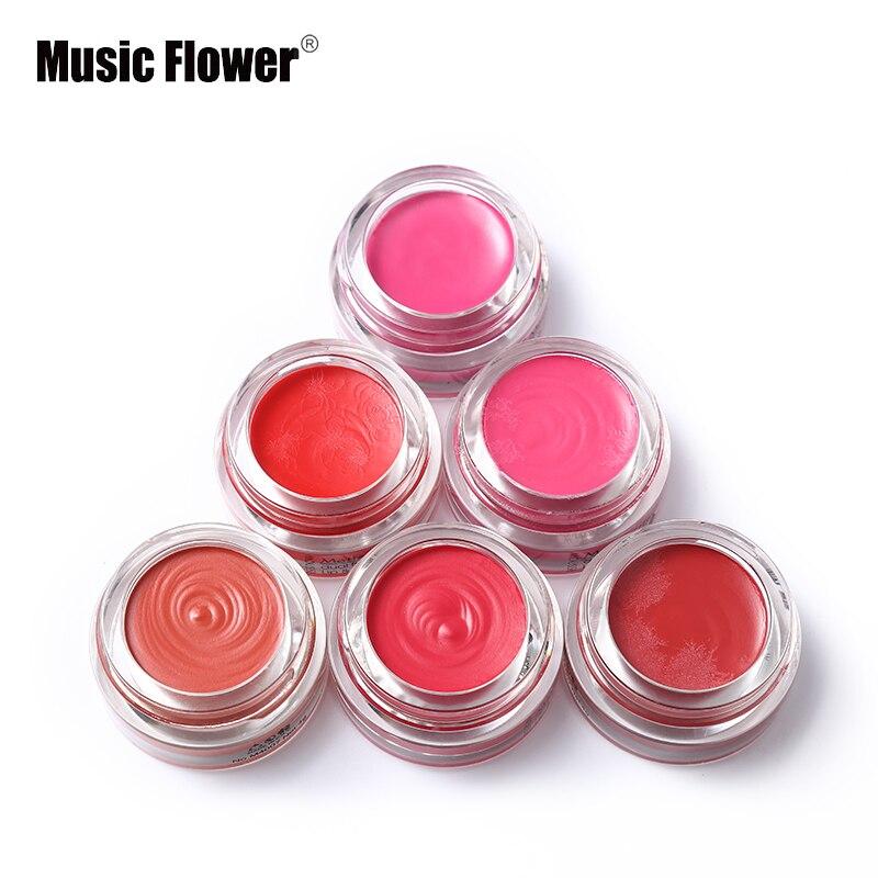 Music Flower Makeup