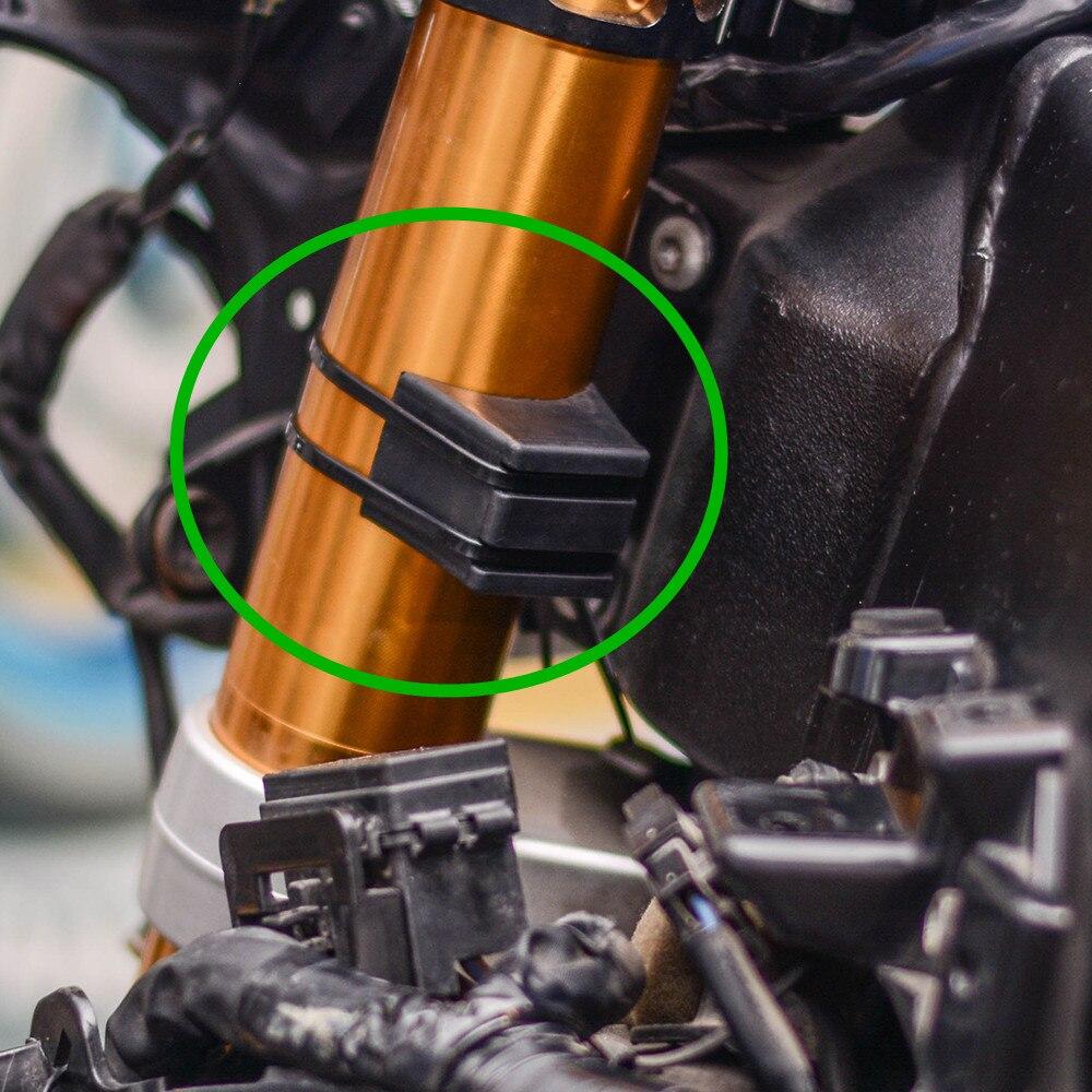 Limitador de dirección de motocicleta Universal bloques de protección para BMW para Yamaha para KTM todos los modelos de motocicleta