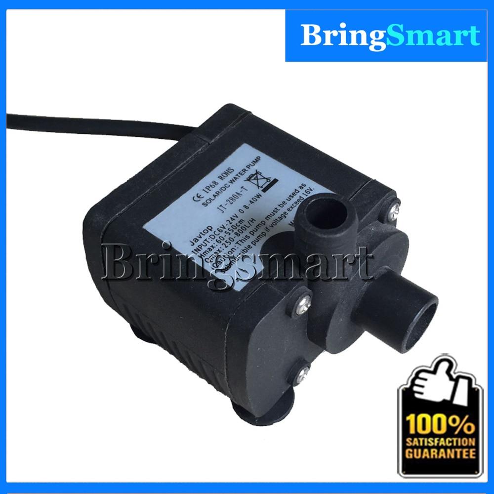 Free shipping JT 280A DC4.5 12V Heat Solar Fountain Water