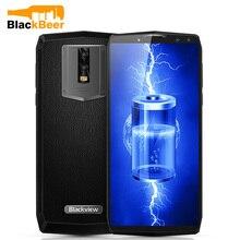 "Blackview P10000 PRO Smartphone MTK6763 Octa çekirdek 5.99 ""dokunmatik ekran büyük pil Android 7.1 cep telefonu 4GB + 64GB ROM cep telefonu"
