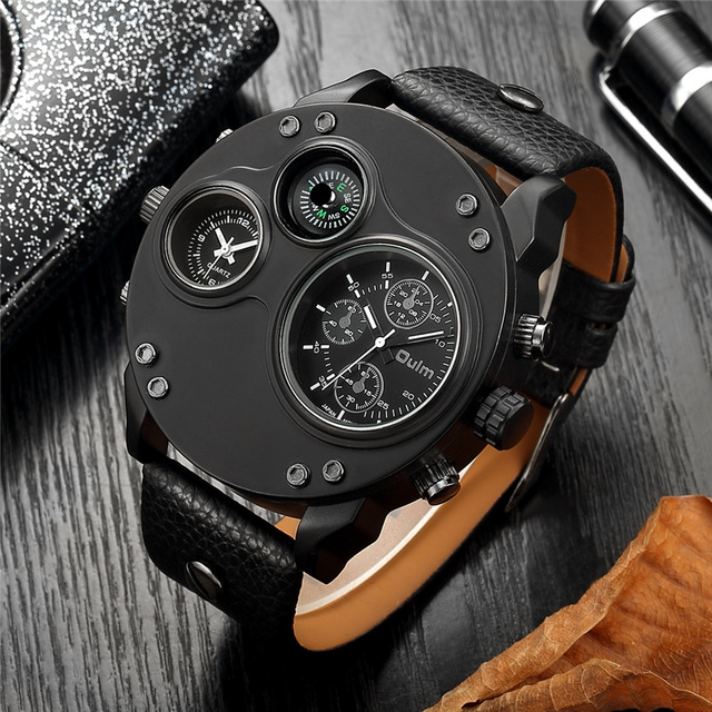 Two Time Zone Watch