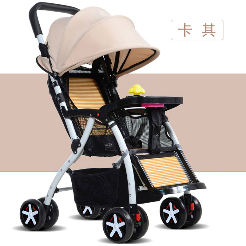 High Landscape pram hot sell with  Four Wheel Baby Trolley landscape with figures givernyрепродукции моне 30 x 30см