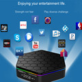 Sunvell T95Z Плюс Smart Mini PC Android Smart Set Top Box Amlogic S912 Octa Ядро 4 К x 2 К H.265 Декодирование 2.4 Г + 5 Г Dual Band Wi-Fi