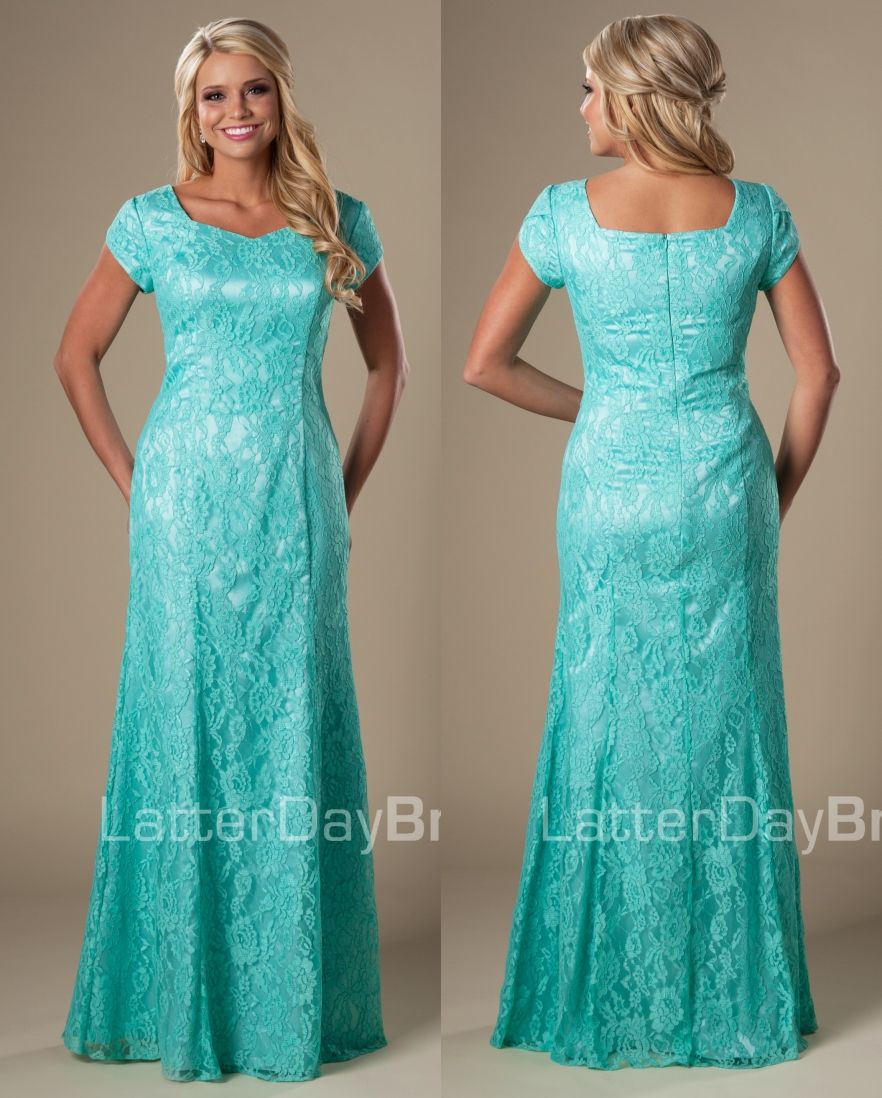 Online get cheap women mint long dress wedding party aliexpress mint mermaid lace modest bridesmaid dresses 2017 with cap sleeves vintage long temple women wedding party ombrellifo Gallery