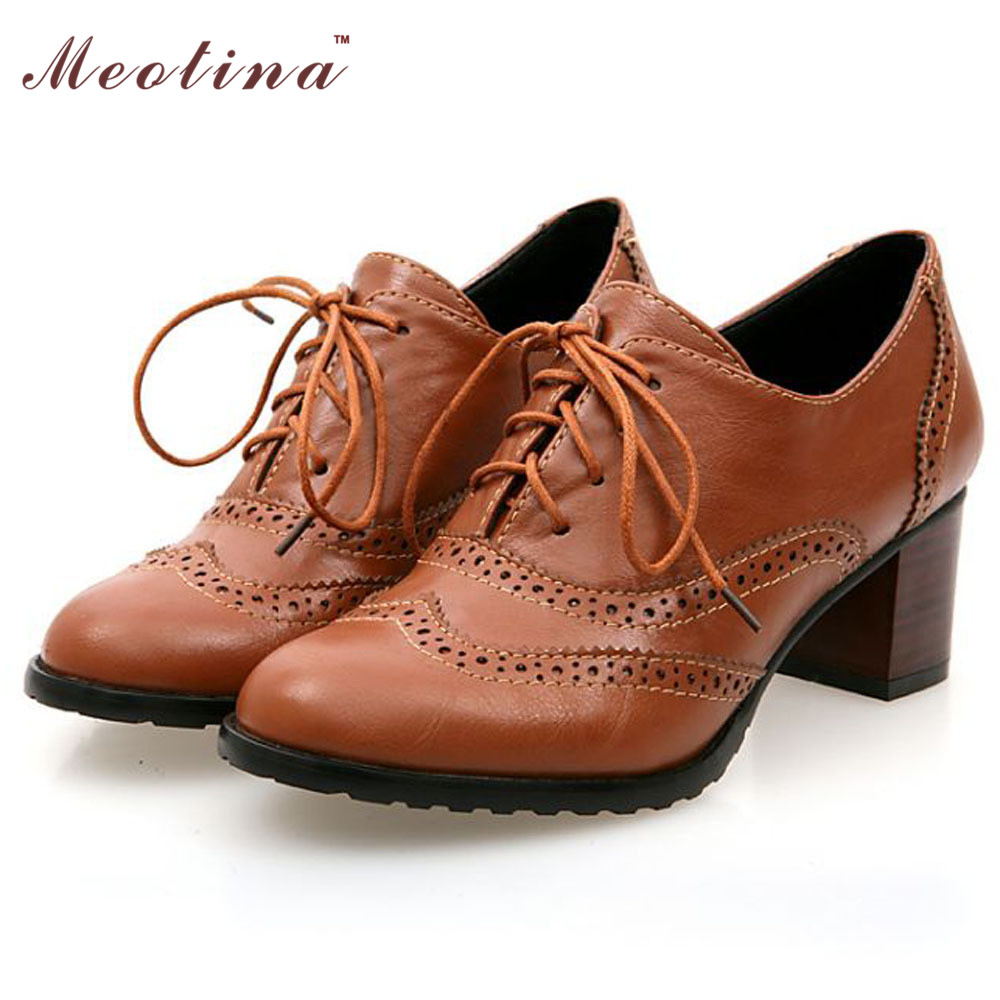 Online Buy Wholesale ladies brown shoes from China ladies brown ...