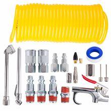 20 шт набор аксессуаров для воздушного компрессора инструмент