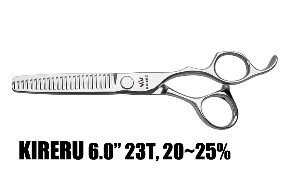 Made In Japan KIRERU VG10 Hair Thinning Scissors Hot Sales In China 6 Inch K 6