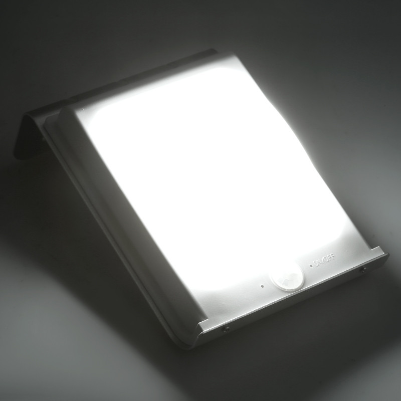 Image 4 - 2PCS 16 LEDs Outdoor Solar Motion Light Infrared Sensor Wall Lamp For Garden Security Lighting Outdoor Light-in Solar Lamps from Lights & Lighting
