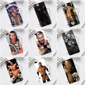 David Michael Batista Wrestler For Galaxy Alpha Core Prime Note 4 5 8 S3 S4 S5 S6 S7 S8 S9 mini edge Plus Soft TPU Stylish Case image