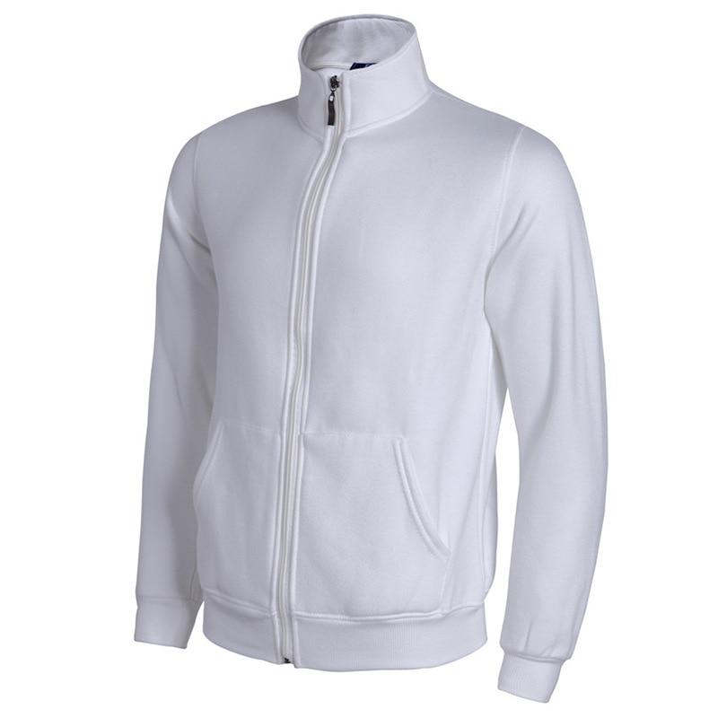 New Fleece Jacket Men Veste Homme 2016 Autumn Mens Fashion Stand ...