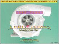 TO4E10 466742 466742 0014 1103390 11032959 4881600 Turbo For VOLVO offway L120B BM VME A25C L90B Loader L90C Earth Moving TD73K