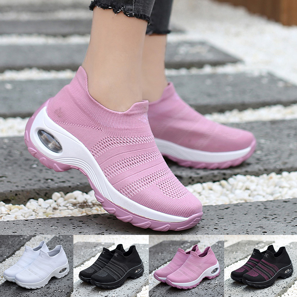 Women Sneakers Platform 2019 Spring Shoes Woman Sneakers Black Women Shoes Summer Sneakers Shallow Pumps Shoes 2019 Spring
