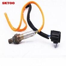 SKTOO 2PCS For 08-11 Mazda 6M6 oxygen sensor front oxygen L36C-18-8G1 after oxygen L36D-18-861 все цены