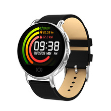 T7 Smart Watch Women 1.22 Inch LCD Color Display IP67 Waterproof Heart Rate Monitor 180Mah Battery Fitness Bracelet P30
