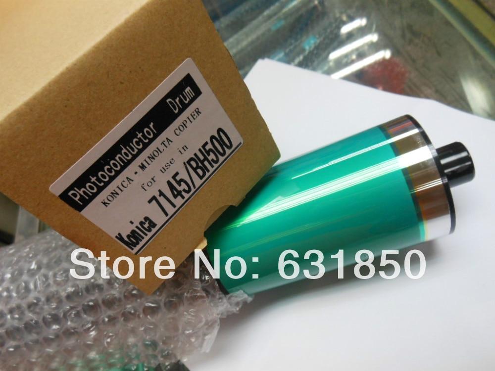 1 Piece K7165 Opc drum for Konica minolta K7165 K7155 K7272 K7255 KBH600 BH750 DI650 Printer drum opc for konica minolta di551 di5510 di650 di7210 photocopier for konica di 551 5510 650 7210 di 551 di 5510 drum unit opc