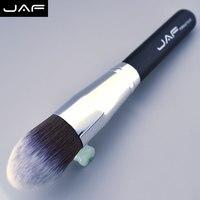 JAF Tapered Kabuki Brush Foundation Powder Concealer Vegen Hair Makeup Brush 18SSYJ