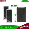 1Lot= 1PC Full New 1860mAh EB-BG850BBE Battery + 1PC Charger For Galaxy Alpha G850F G8508S G8509V G850 + In Stock