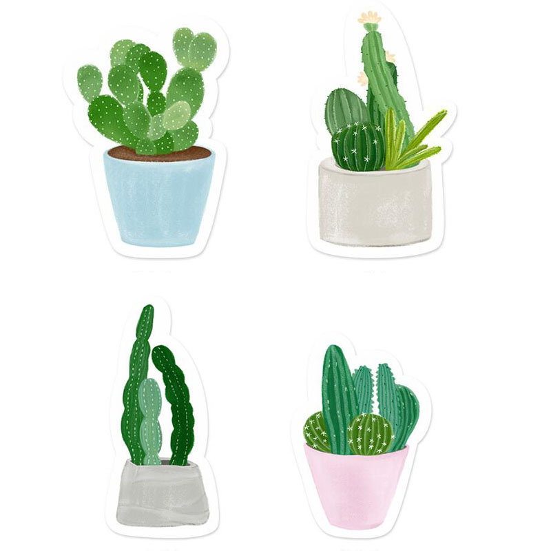 30 pages/pack Fresh Cactus Love Memo Pad Sticky Notes Memo Notebook Stationery Papelaria Escolar School Supplies 4 pcs lot cat memo pad stationery papelaria escolar school supplies memo pad gift cute kawaii animal sticky notes memo notebook