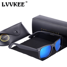 2017  fashion classic Polarized  Women's sunglasses Men's Vintage UV400 brand Sun Glasses high quality oculos de sol with case