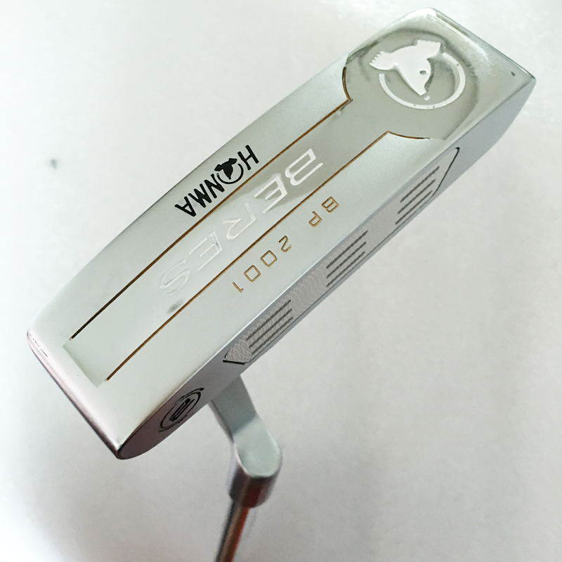 New Mens Golf Clubs HONMA BP-2001 Golf Putter 33.34.35 Inches Steel Golf Shaft And HONMA Golf Headcover Cooyute Free Shipping