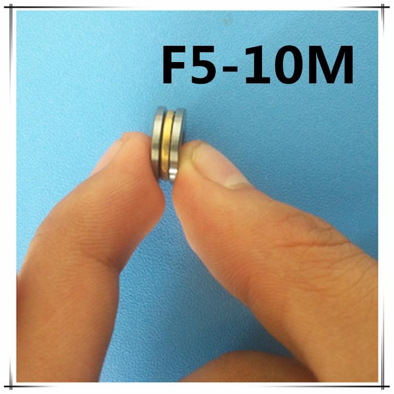 lot of 20pcs F5-10M miniature thrust ball bearing 5*10*4mm 5x10x4mm for 5mm shaft туфли ara ara ar222awqso15