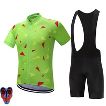 2017 ORBEA Cycling Jersey Fluorescence Ropa De Ciclismo Maillot Cycling Clothes Set 9D gel Bike Wear Clothes Short Maillot Roupa
