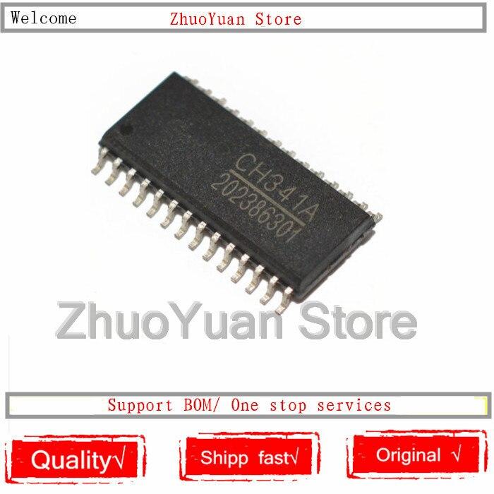 1PCS/lot New Original CH341A CH341 SOP28 IC Chip