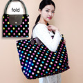Waterproof Oxford Women Shopping Bag Tote Shoulder Bags Multifunctional Women's Handbag Big Storage free shipping
