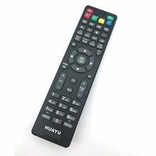 유니버설 토 TV 박스 원격 제어 위성 셋톱 STV dvb t2 HD BOX500 용 MICROMAX STAR SAT SR 9100 ICONE YP HD ESAT