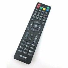 Universal SAT รีโมทคอนโทรลกล่องทีวีดาวเทียมชุด TOP STV dvb t2 HD BOX500 MICROMAX STAR SAT SR 9100 ICONE YP HD ESAT