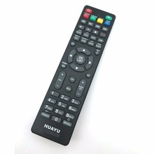 Universal SAT TV BOX remote control Satellite set top STV dvb t2 for HD BOX500 MICROMAX STAR SAT SR 9100 ICONE YP HD ESAT