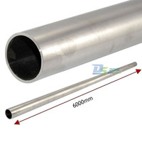 OD 3/4 316 Stainless Steel Sanatary Weld Tube Tubing 6M(6pcs 1M) 20Ft Length@ifashion2014